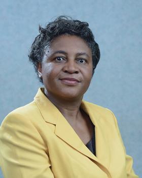 Dr Lucia Mandengenda